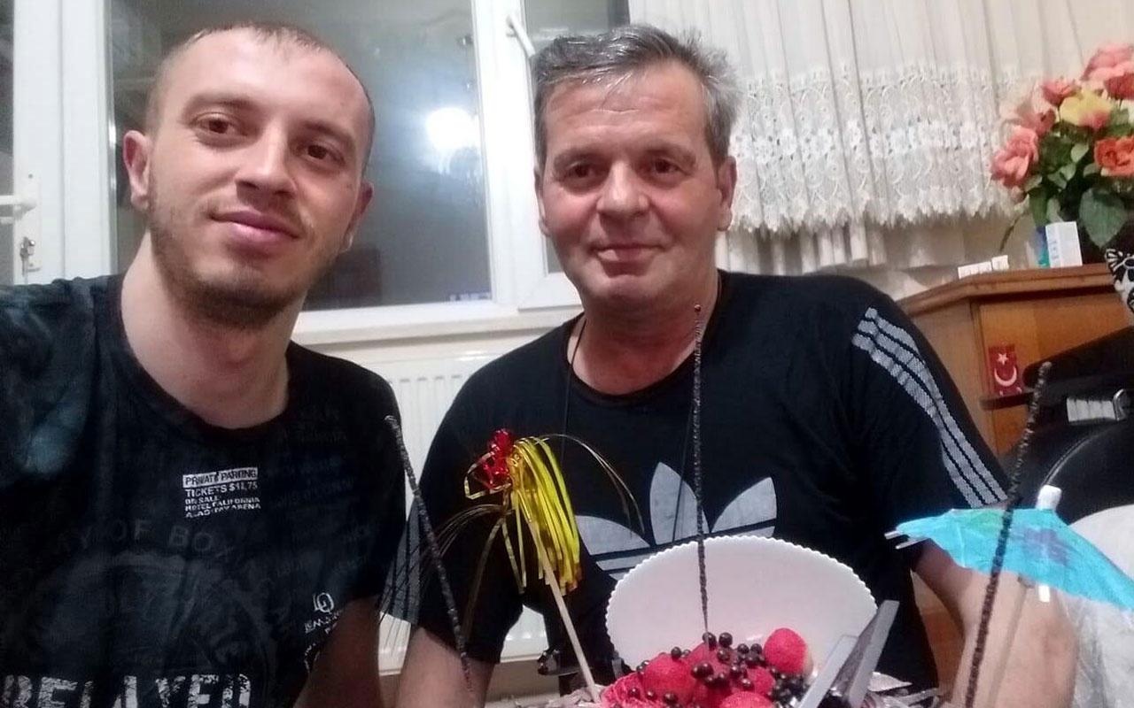 İzmir'de yol verme meselesinden çıkan kavgada baba öldü oğlu yaralandı!