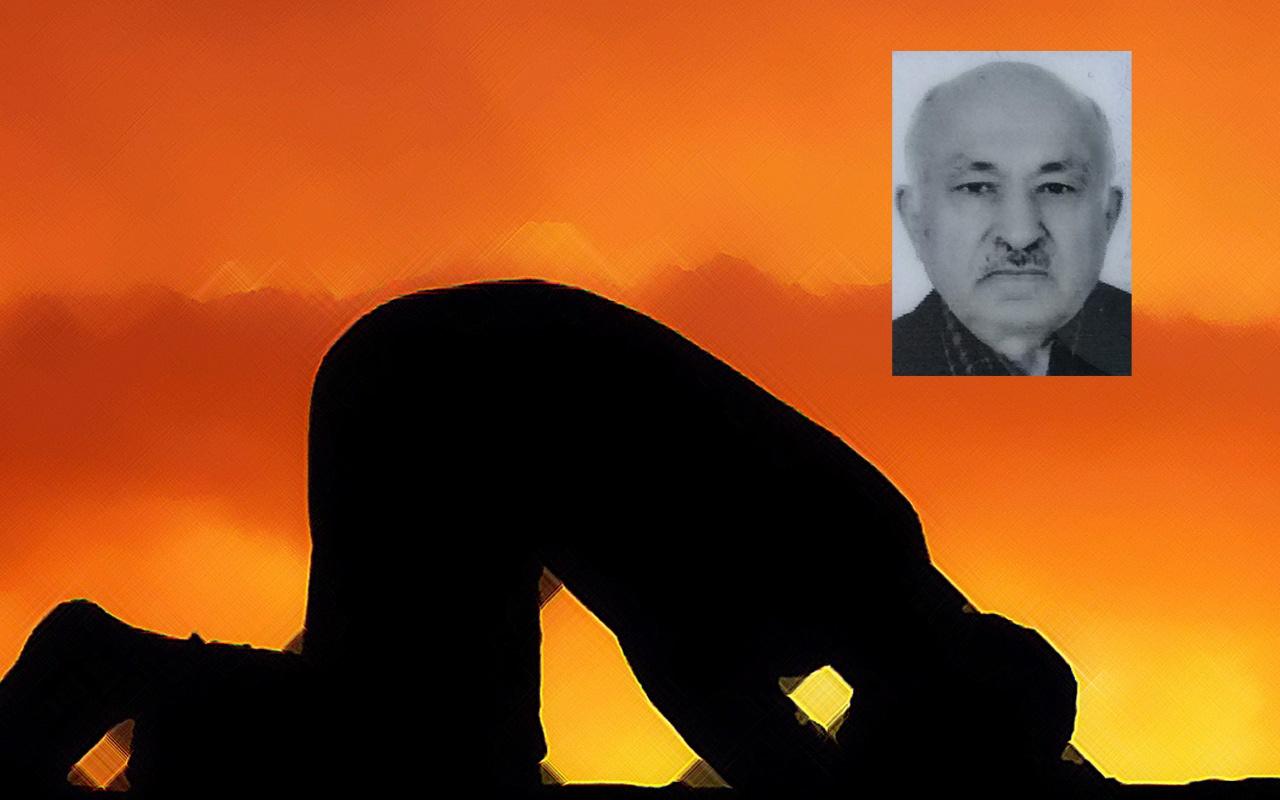 Samsun'da yaşlı adam namaz kılarken hayatını kaybetti