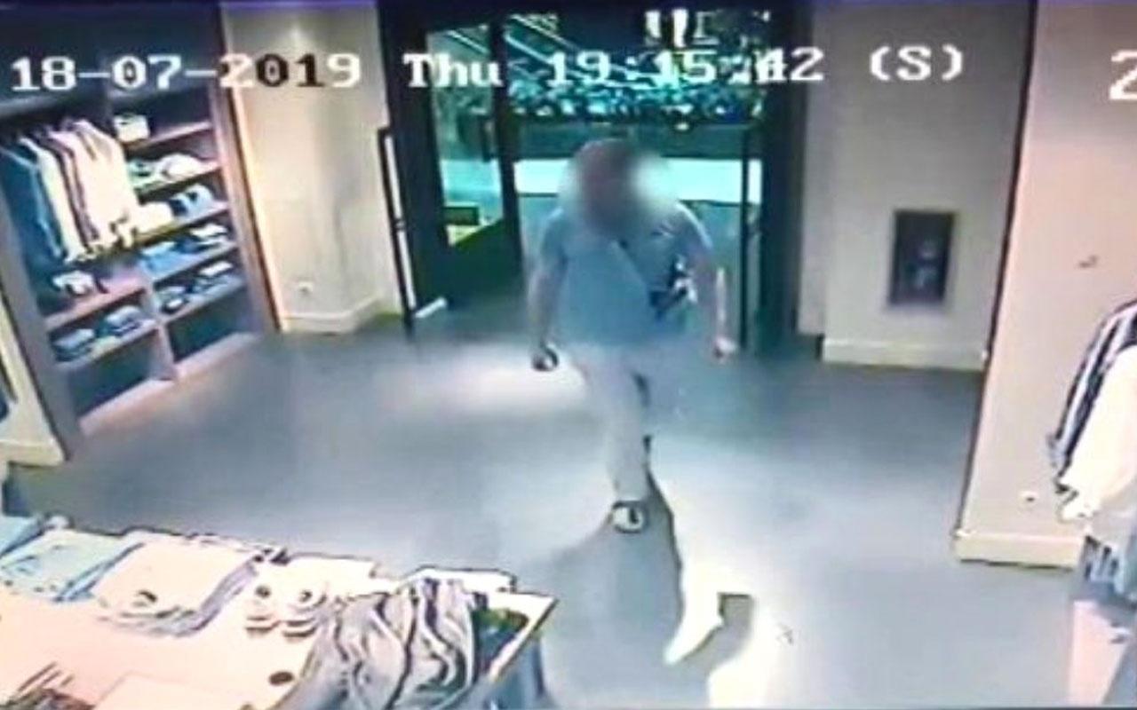 Zeytinburnu'nda pantolon deneyen gencin 200 bin doları çalındı!