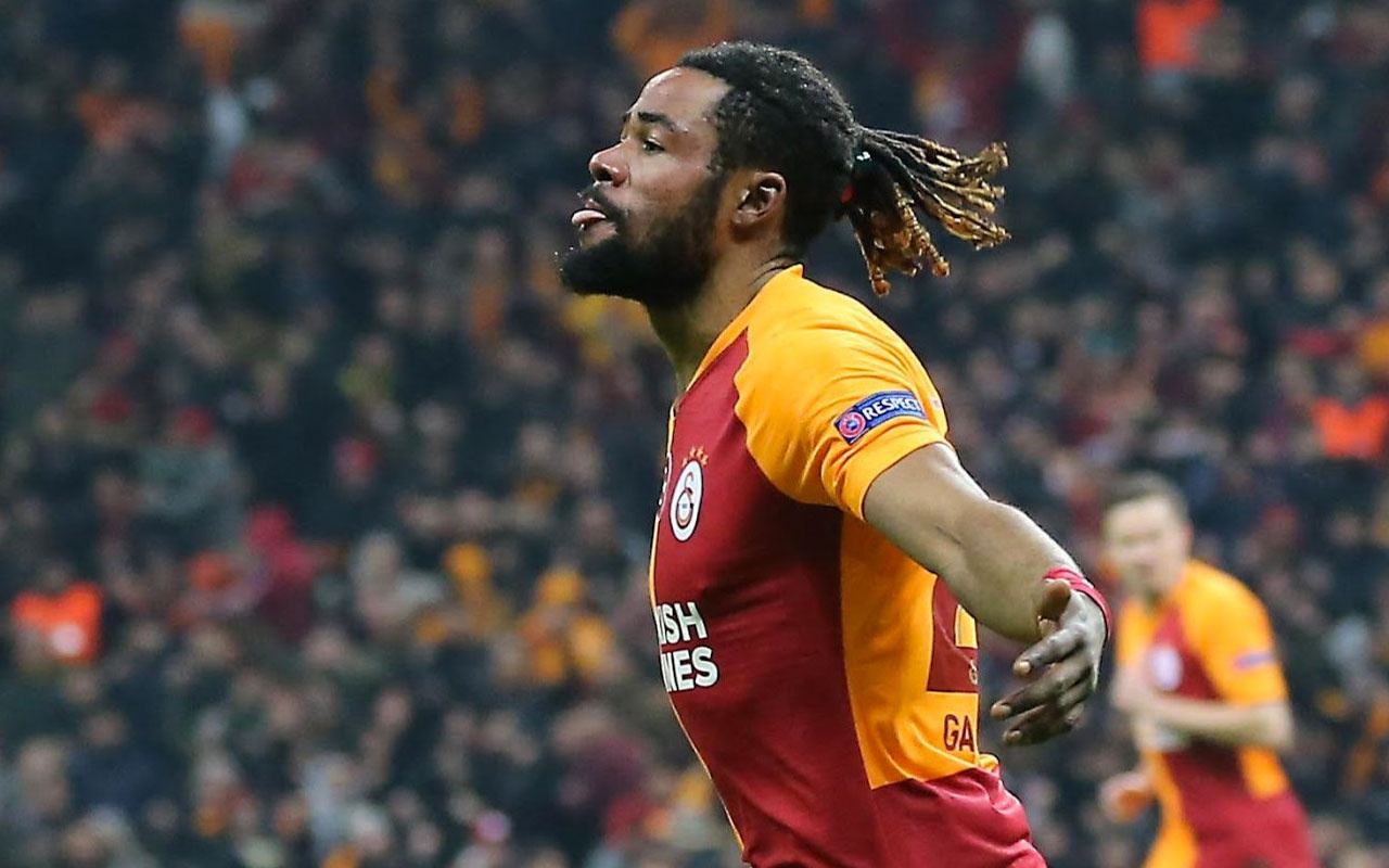 Galatasaraylı Christian Luyindama'ya İngiltere'den talip var