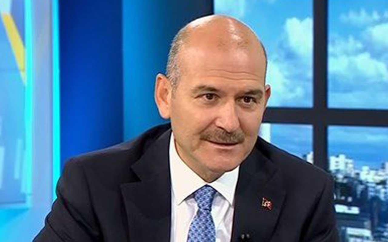 Süleyman Soylu canlı yayında Suriyelilerin durumunu açıkladı