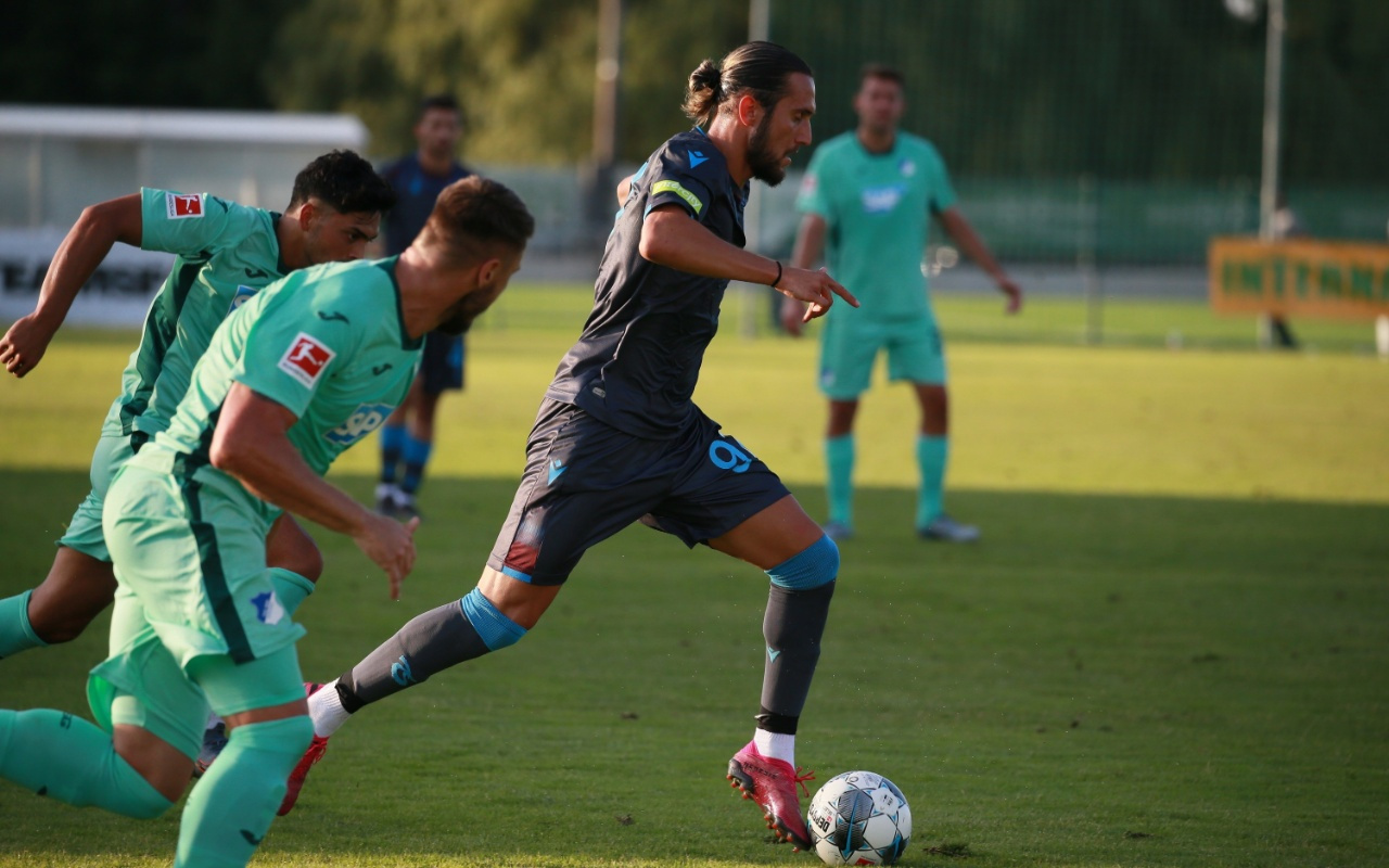 Trabzonspor Hoffenheim maçı 3-3 bitti
