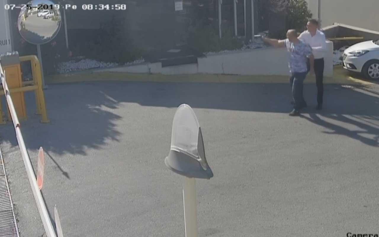 5 yıldızlı otelin 3 yöneticisini tabancayla vurdu