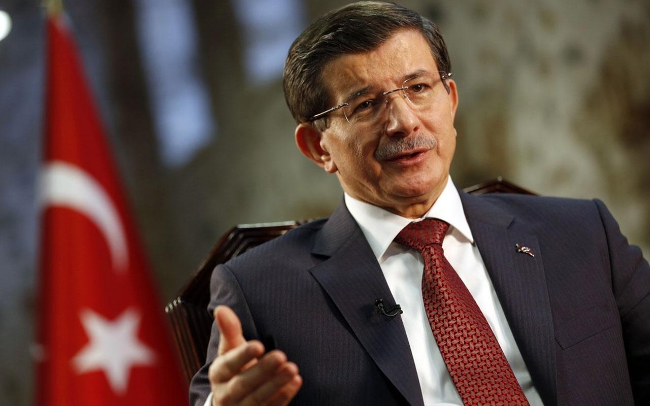 Ahmet Davutoğlu'dan İstanbul Şehir Üniversitesi açıklaması
