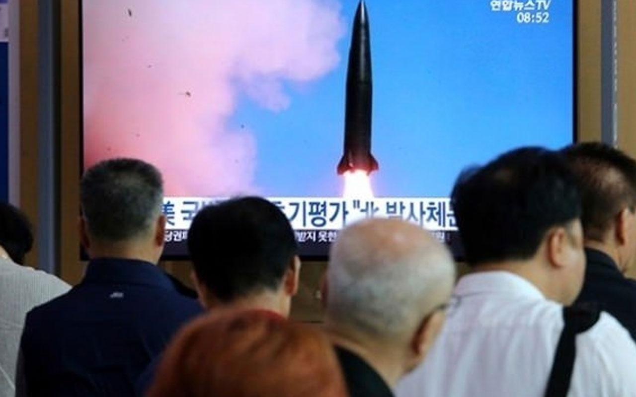 Güney Kore'den Kuzey Kore'ye 'füze' tepkisi