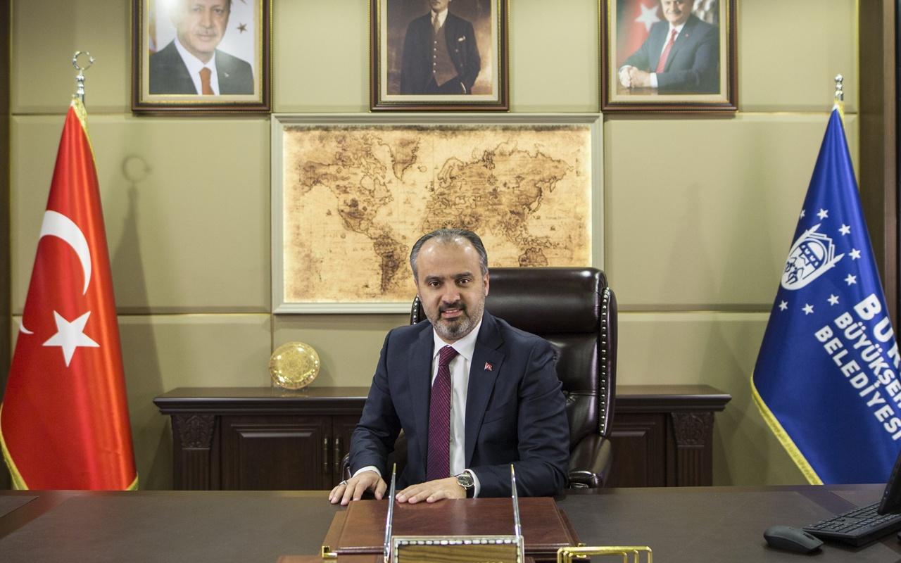 Alinur Aktaş 50 bin lira maaş mı alıyor? Bursa Belediyesi'nin açıklaması olay
