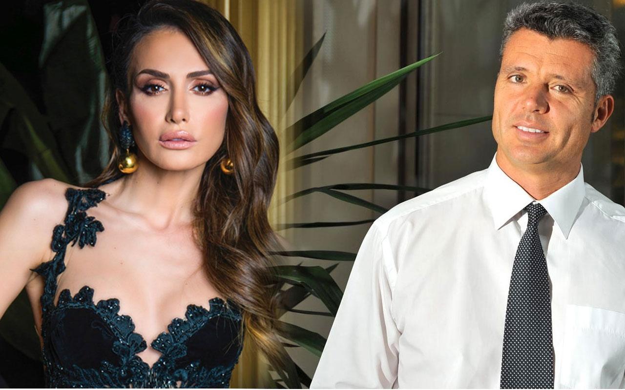 Mustafa Sandal'dan ayrılıp Sadettin Saran ile barışan Emina Jahovic mutluluk sarhoşu