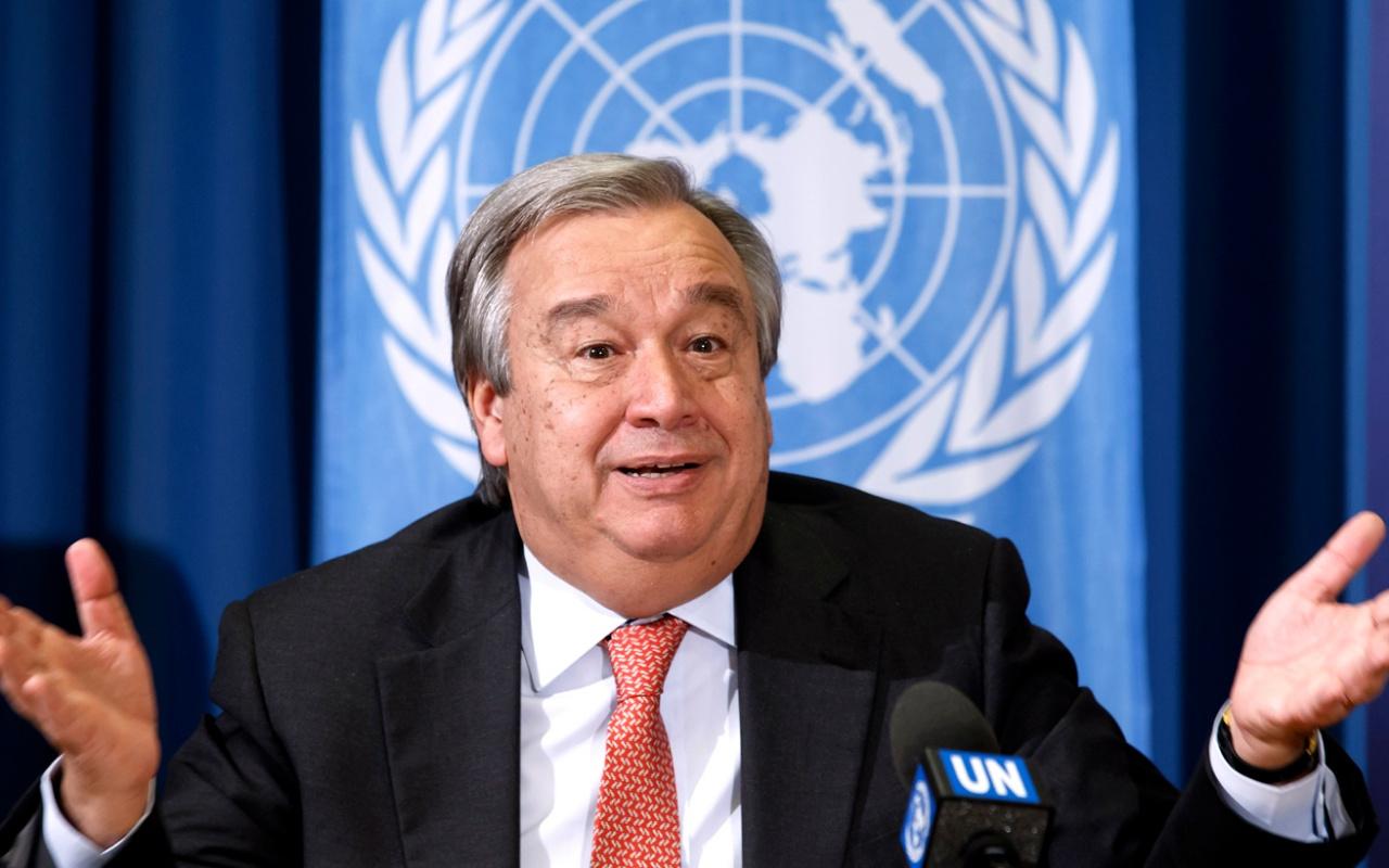 BM Genel Sekreteri Guterres'den dikkat çeken Kıbrıs açıklaması!