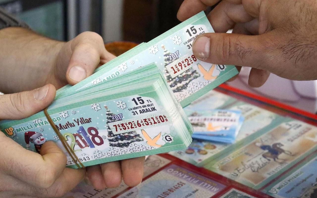 Gaziantep'te sahte Milli Piyango bileti ele geçirildi! Gözaltına alınanlar var