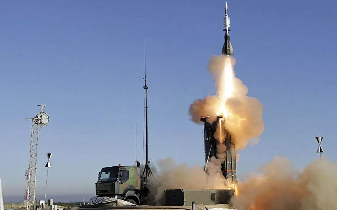 Türkiye Fransa'dan SAMP-T füze savunma sistemi alacak