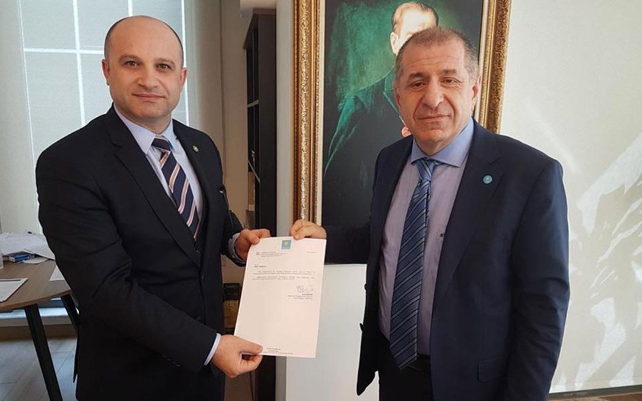 Eski İYİ Partili Taşkaya açıkladı: CHP İYİ Parti ve HDP gizlice çalışma yaptı
