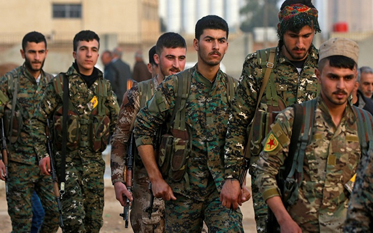 Terör örgütü PKK Suriye'de Hristiyan azınlıkların mülklerine el koydu