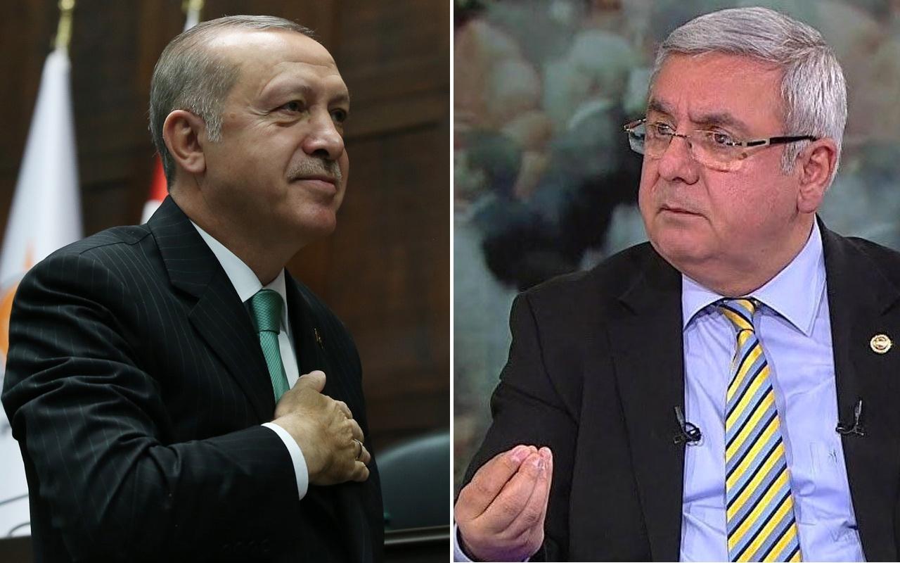 Bambaşka bir AK Parti bekliyoruz Reis! Mehmet Metiner'i heyecan sardı