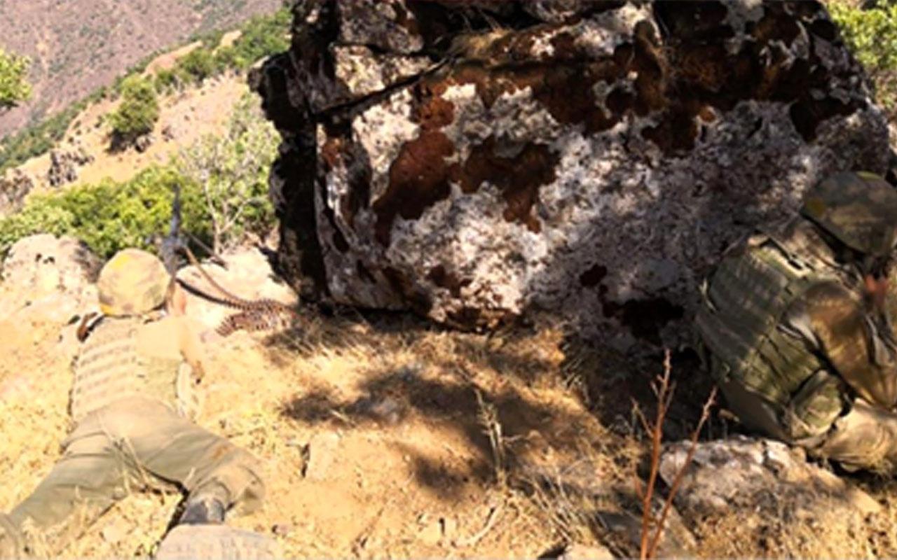 Komandolar sahaya indi! MSB açıkladı: 417 PKK'lı terörist etkisiz hale getirildi
