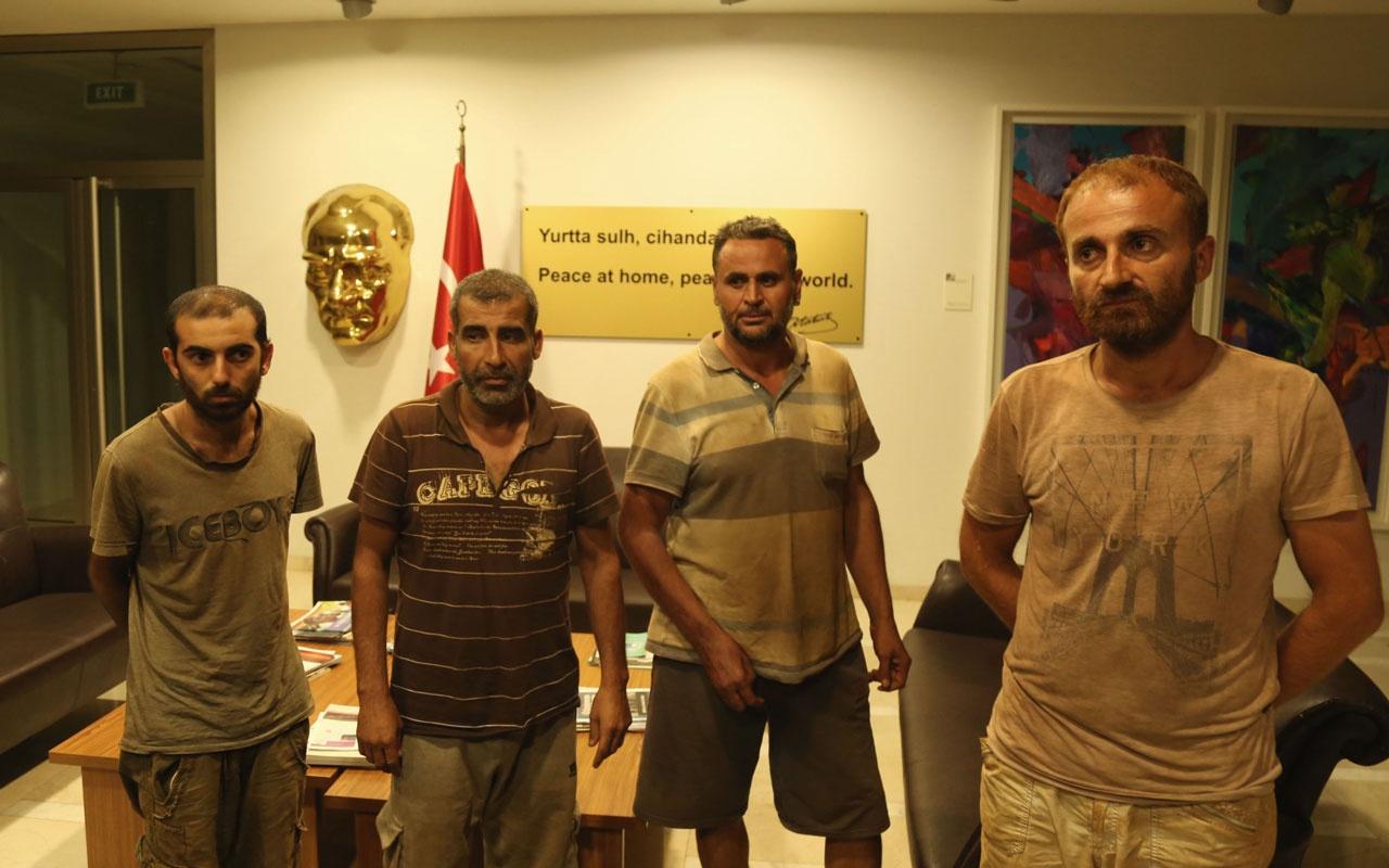 Nijerya'da kurtarılan 4 Türk vatandaşı, o dehşet anlarını anlattı