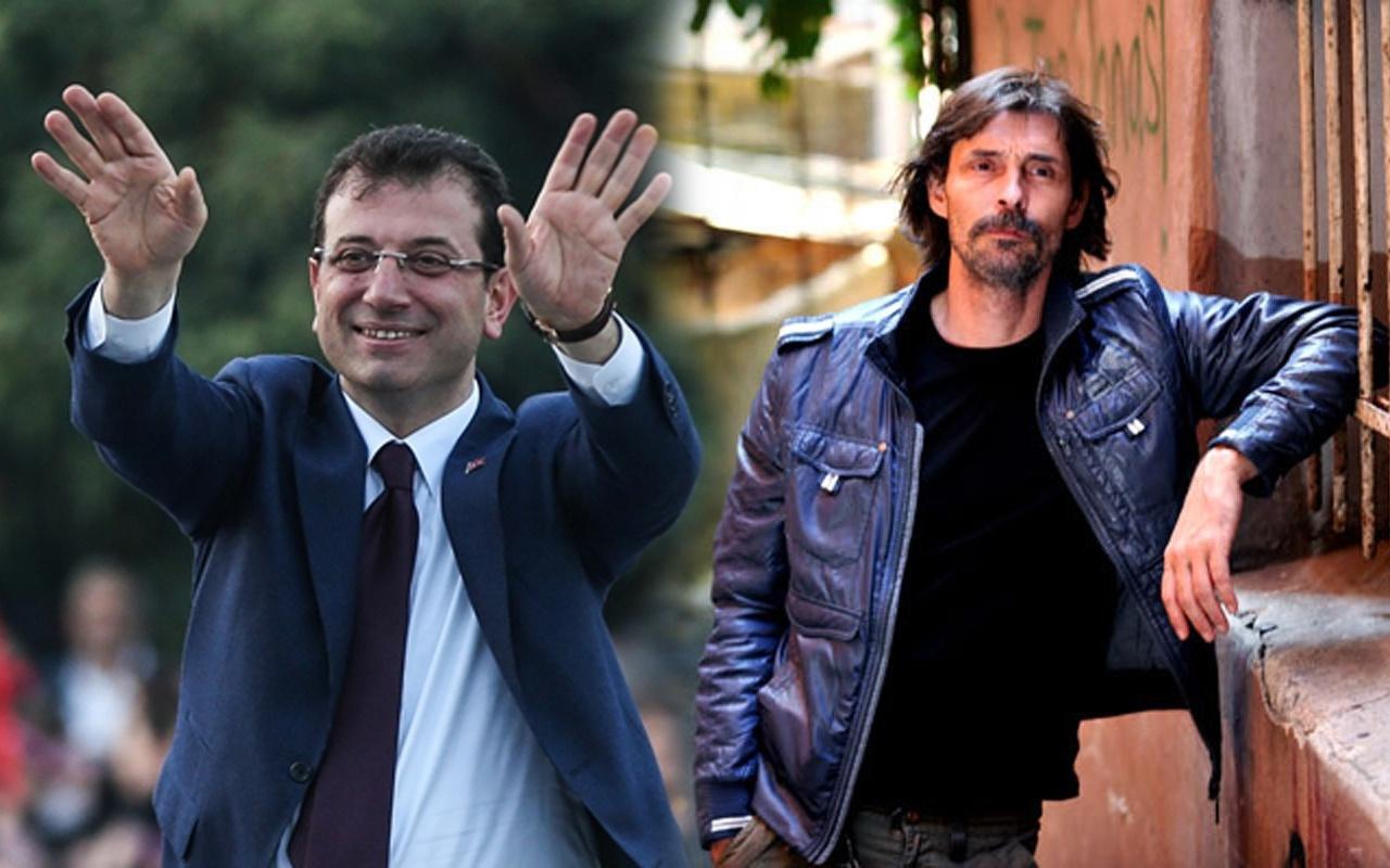 Behzat Ç.'nin yıldızı Erdal Beşikçioğlu'ndan İBB ve Ekrem İmamoğlu açıklaması