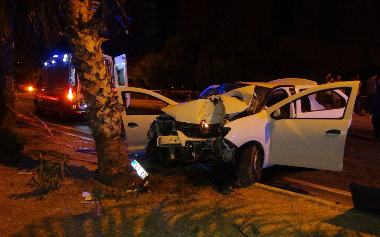 Mersin'de korkunç kaza: Ölü ve yaralılar var!