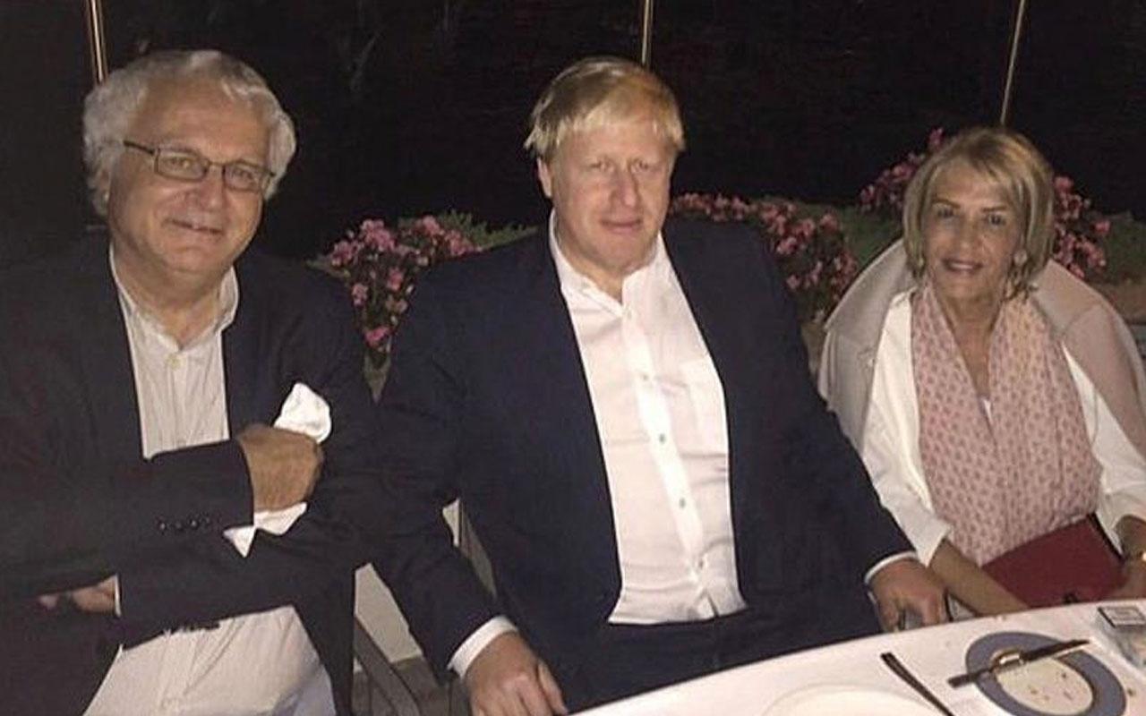 Boris Johnson'ın Türkiye'deki amcası konuştu! Akıllı ve güzel kadınlara...