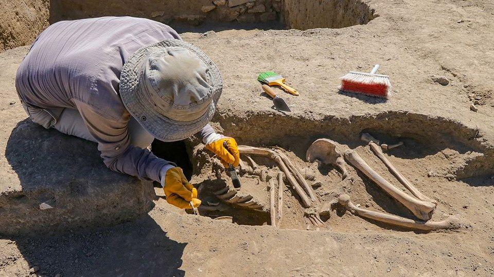 Van'da kazı çalışmalarında bulundu yetkililer 'sıra dışı durum' dedi - Sayfa 1
