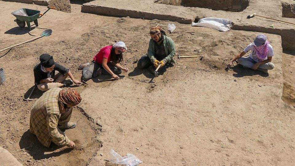 Van'da kazı çalışmalarında bulundu yetkililer 'sıra dışı durum' dedi - Sayfa 5
