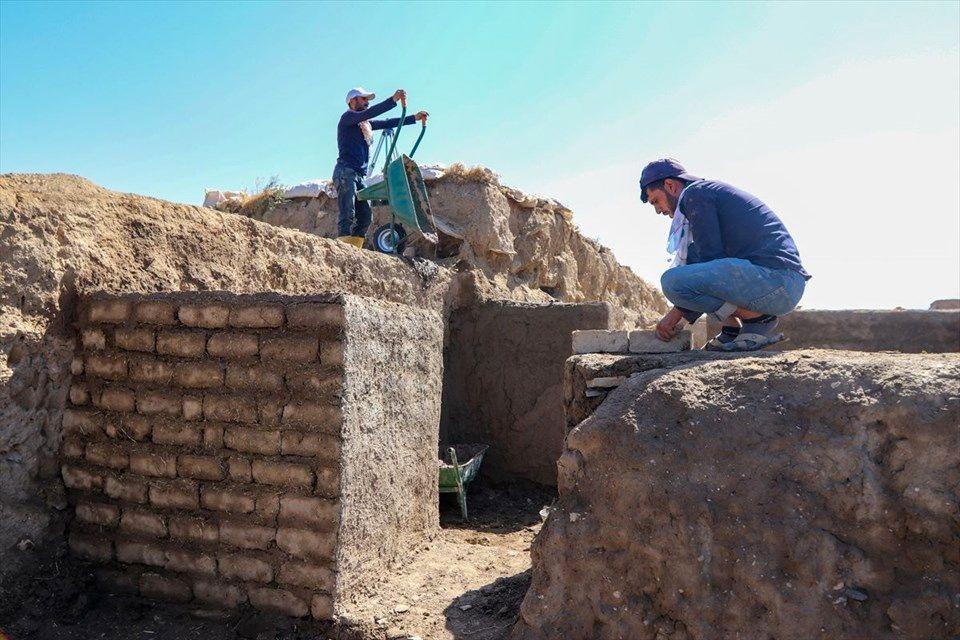 Van'da kazı çalışmalarında bulundu yetkililer 'sıra dışı durum' dedi - Sayfa 6