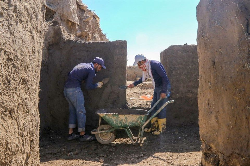 Van'da kazı çalışmalarında bulundu yetkililer 'sıra dışı durum' dedi - Sayfa 7