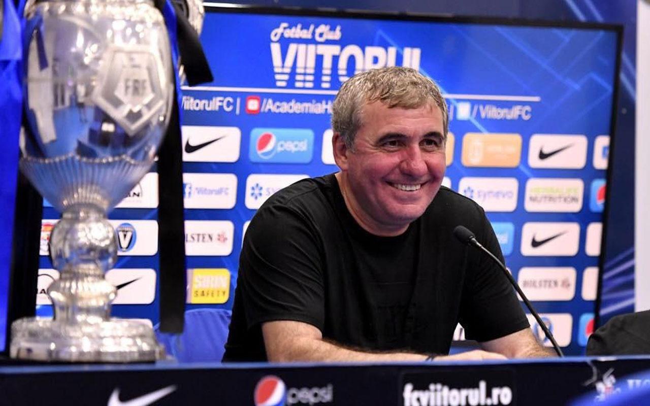 Gheorghe Hagi: Fatih Terim'e imkan verildiğinde olamayacağı şampiyonluk yok