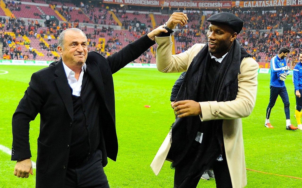 Drogba'dan Galatasaray'a bir transfer daha! Dünya yıldızını ikna edecek
