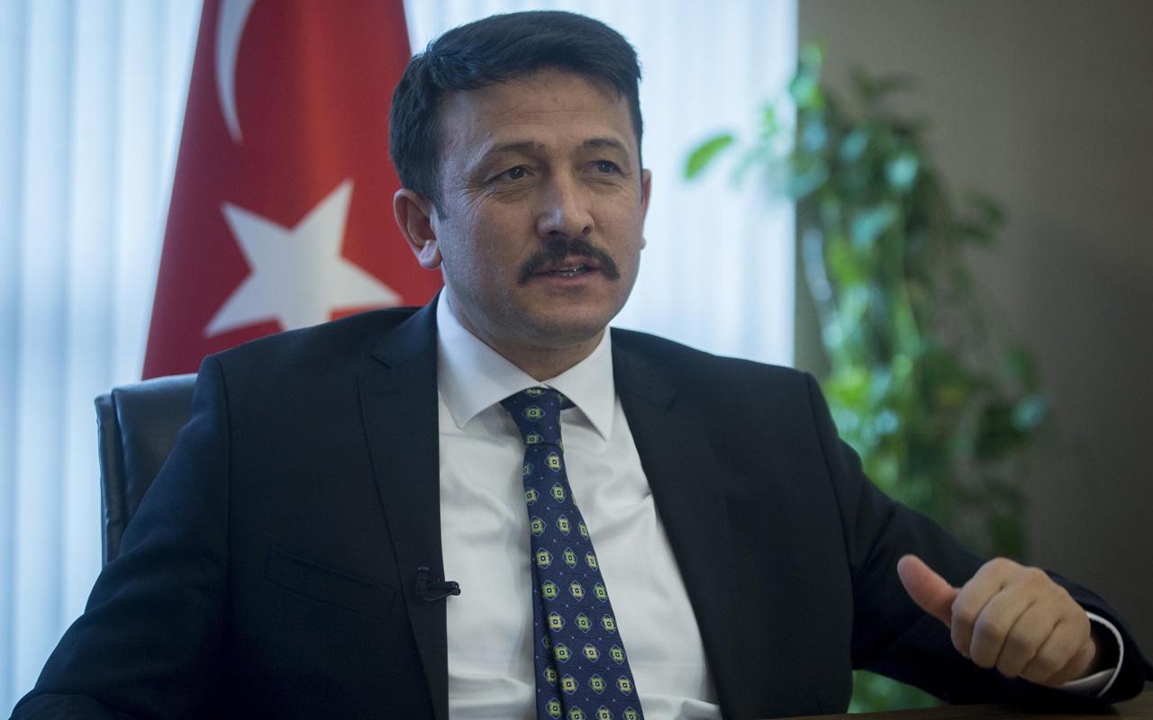 İzmir'de CHP'li başkanlar olay oldu AK Partili Hamza Dağ tepki gösterdi