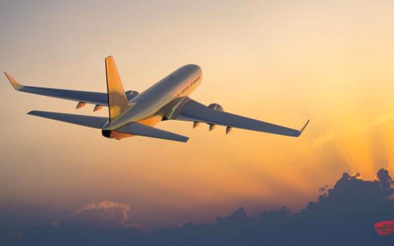 Yakıt parası bitince pilot yolculardan para istedi