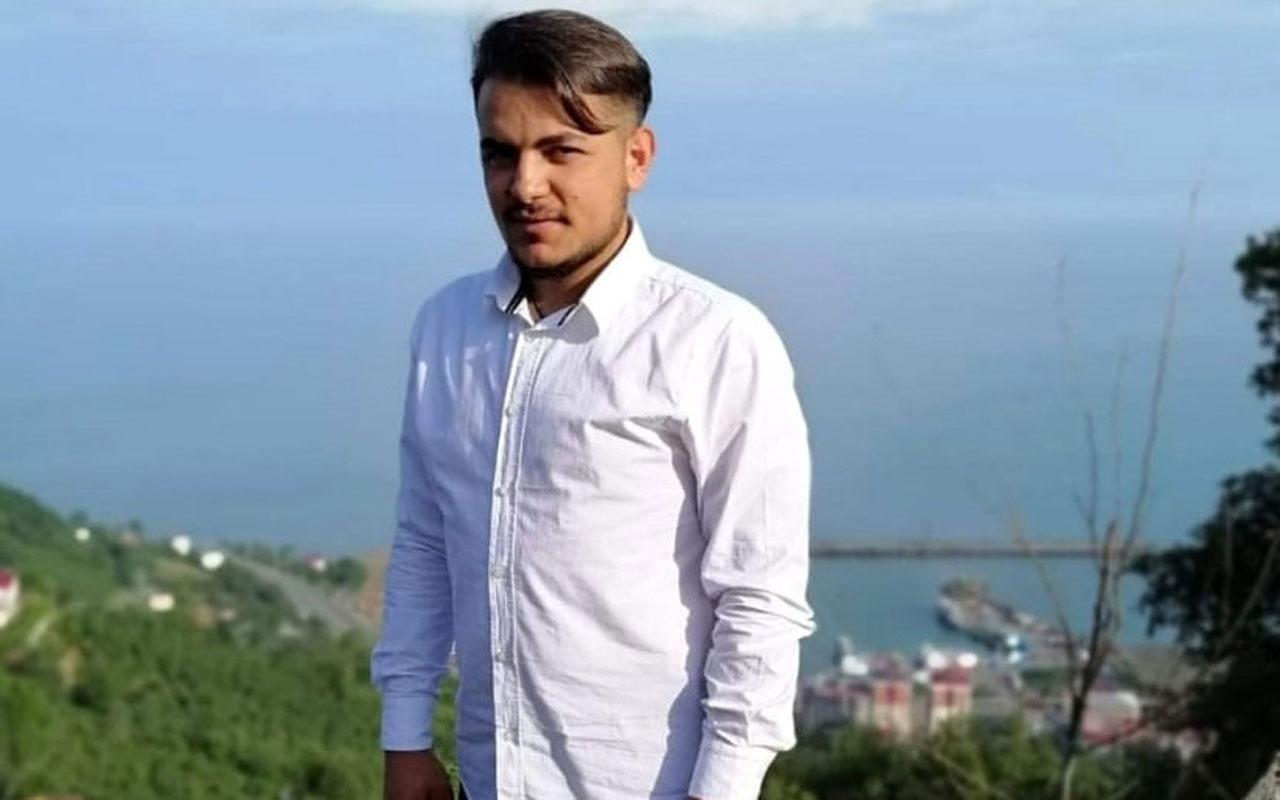 Trabzon'da yaylada gezerken maganda kurşunuyla vuruldu