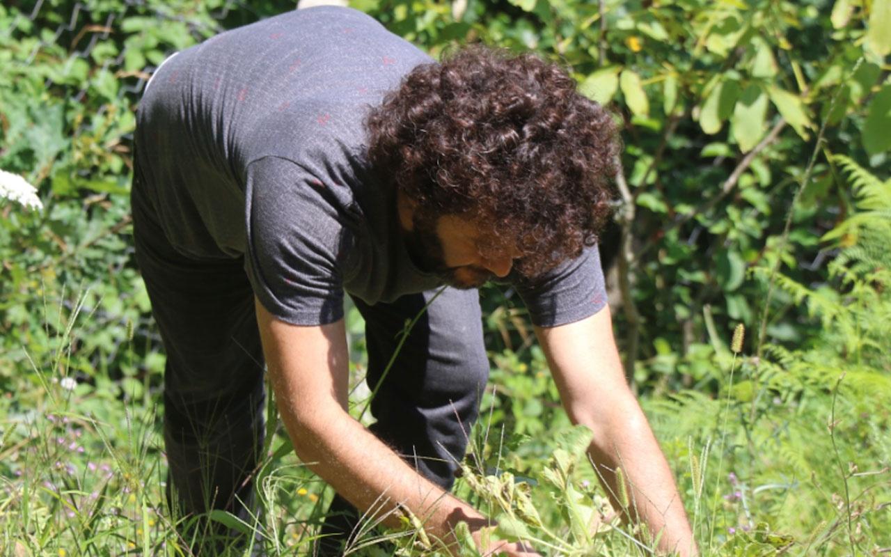 Astsubaylık yapıyordu! İşi bıraktı yerli tohumları topladı bunu yapıyor