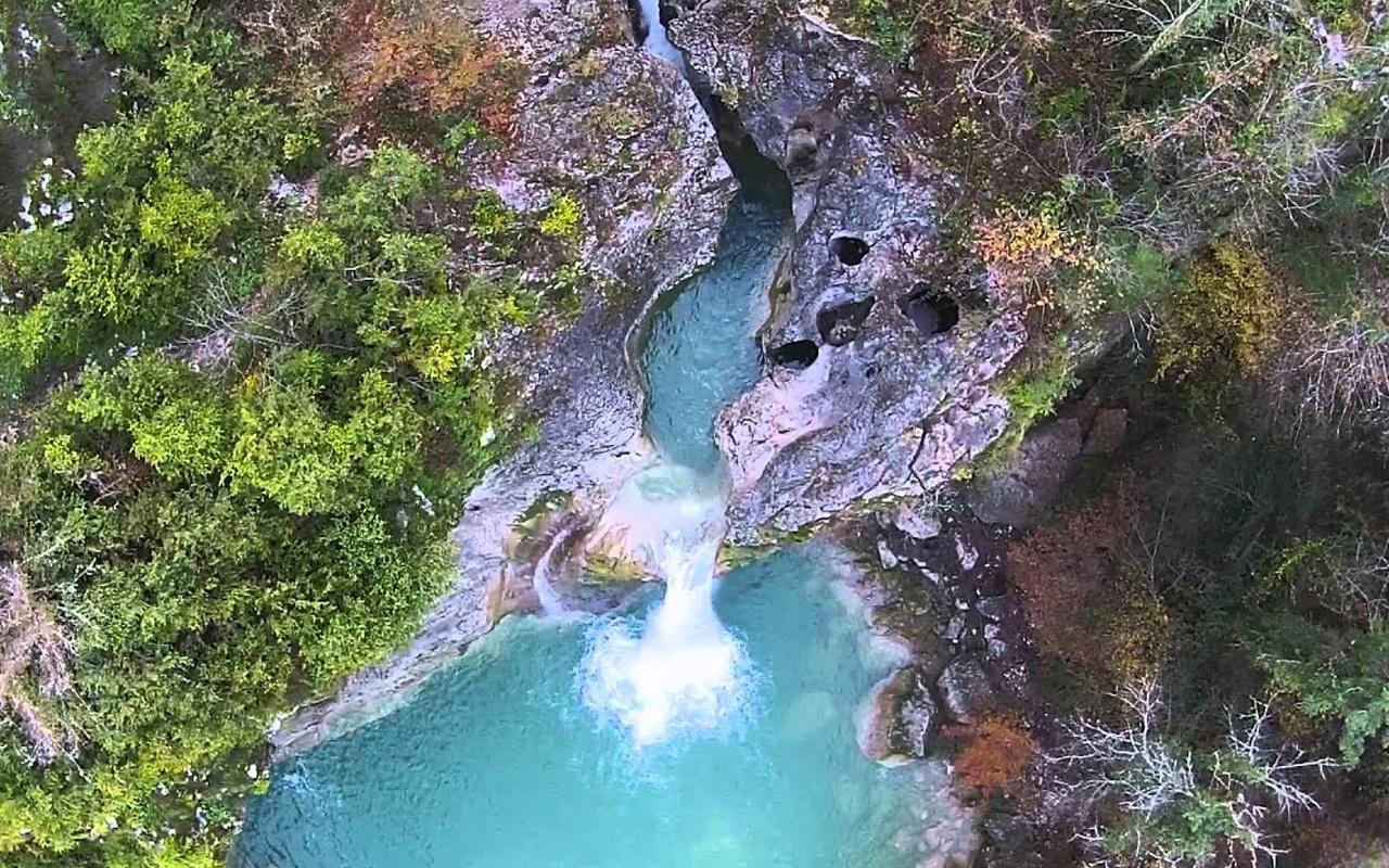 Kastamonu'da saklı cennet! Horma Kanyonu turizm merkezi oluyor!