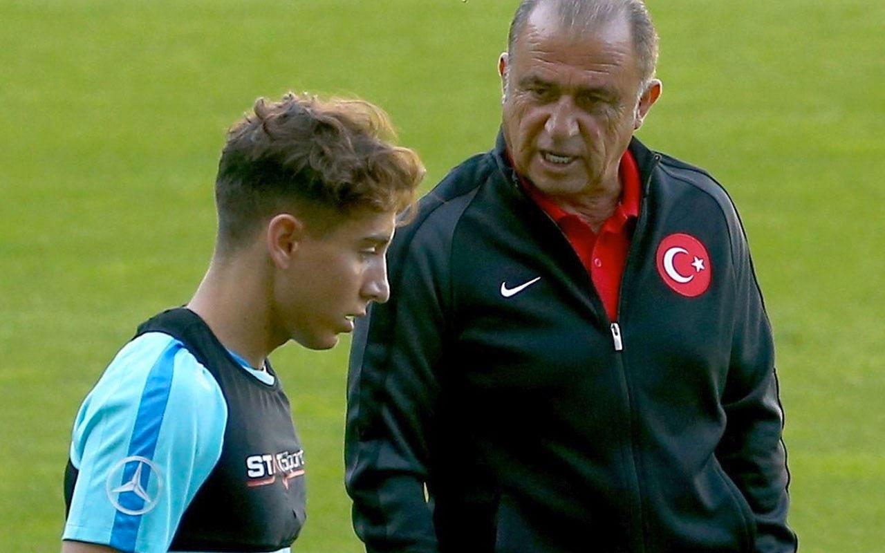 Emre Mor Galatasaray'da menajerlik şirketi transferi duyurdu