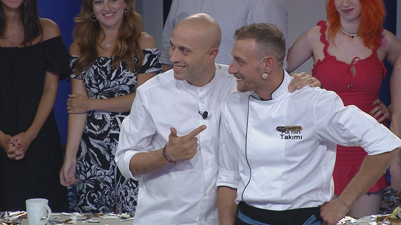 The Taste Türkiye birincisi Muhittin Fidan FOX TV'de programı kaptı