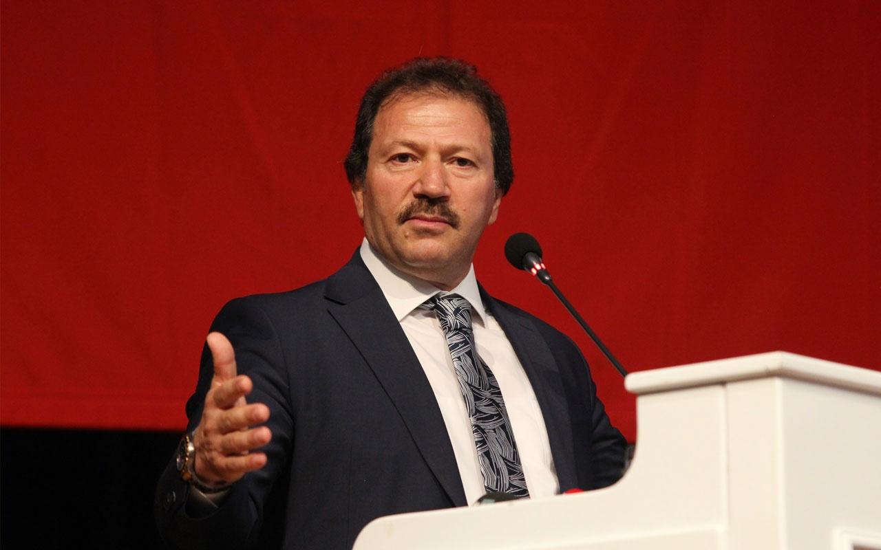Mehmet Yiğiner: Transfer yasağını hep birlikte kaldıralım