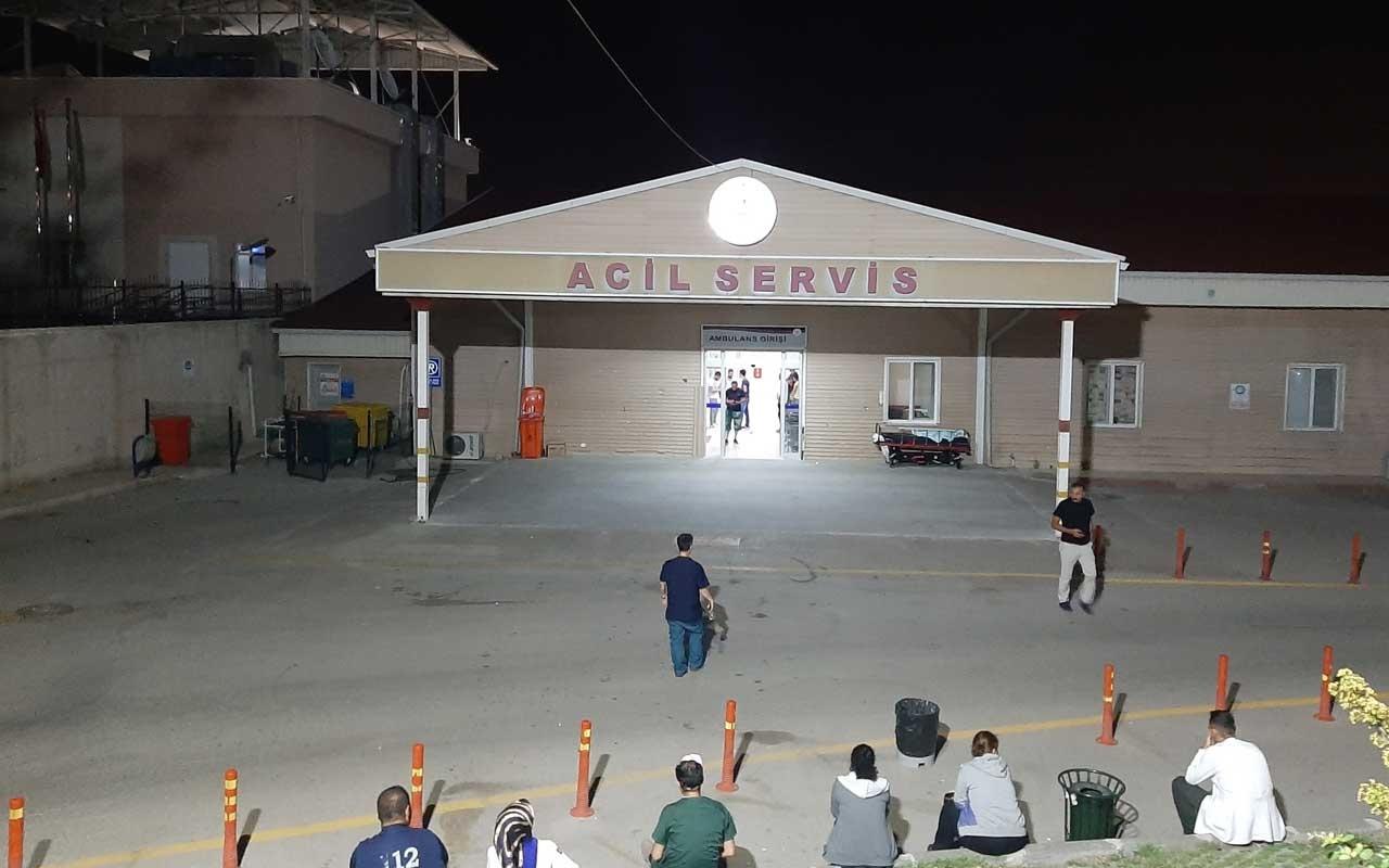 Ankara'da 14 kişi kimyasal zehirlenme şüphesiyle karantinaya alındı