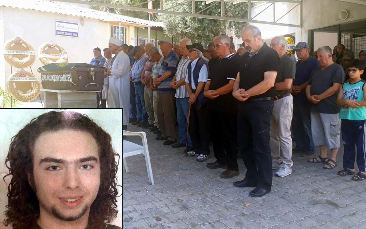 İzmir'de balkondan düşerek ölen doktora son görev!