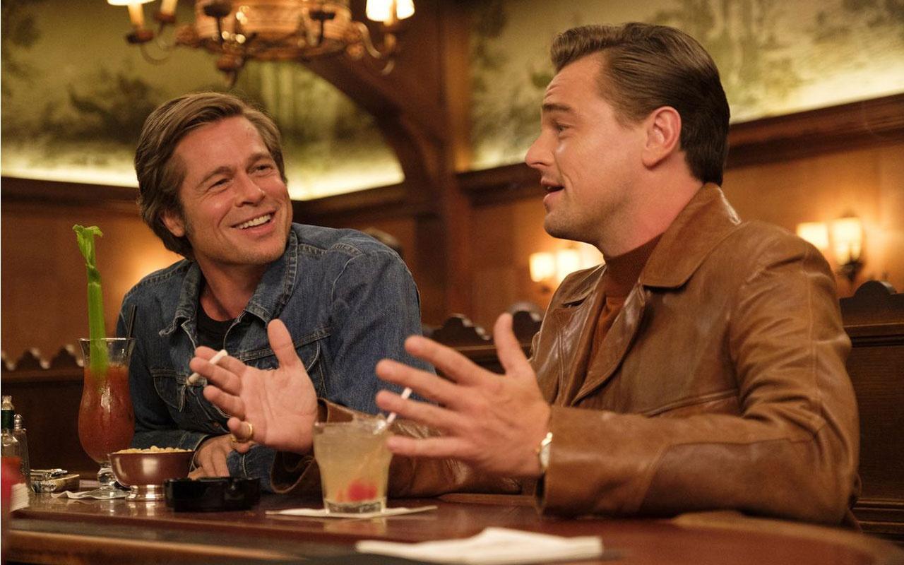 Brad Pitt ve Leonardo DiCaprio aynı filmde Once Upon a Time Hollywood prömiyeri