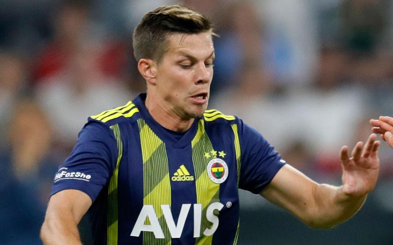 Fenerbahçe'de Miha Zajc'tan ayrılık sinyali