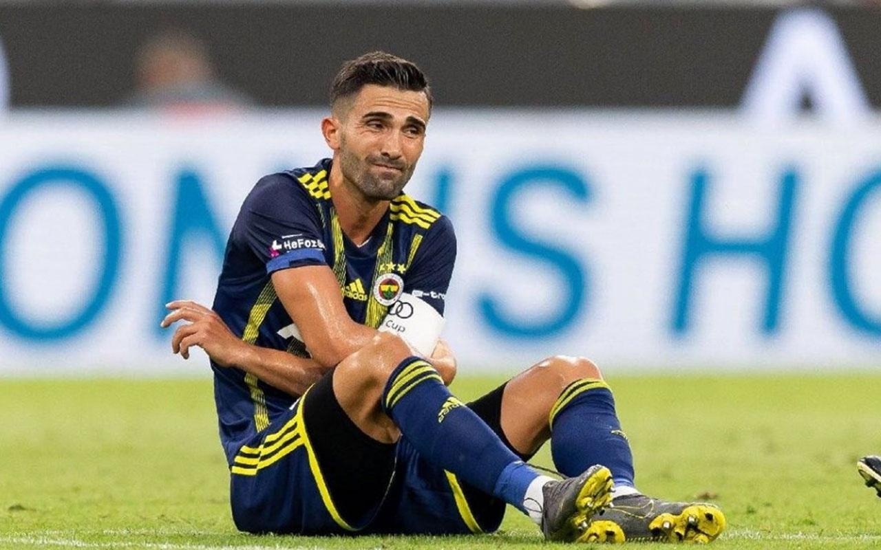 Fenerbahçe'ye Hasan Ali Kaldırım'dan kötü haber