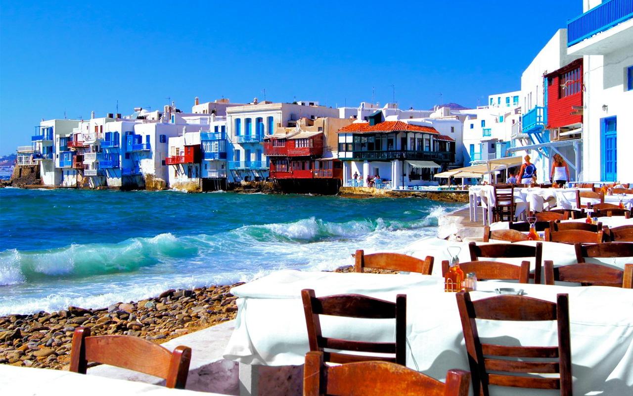 Türkiye'den feribotla gidilebilen 9 Yunan adası