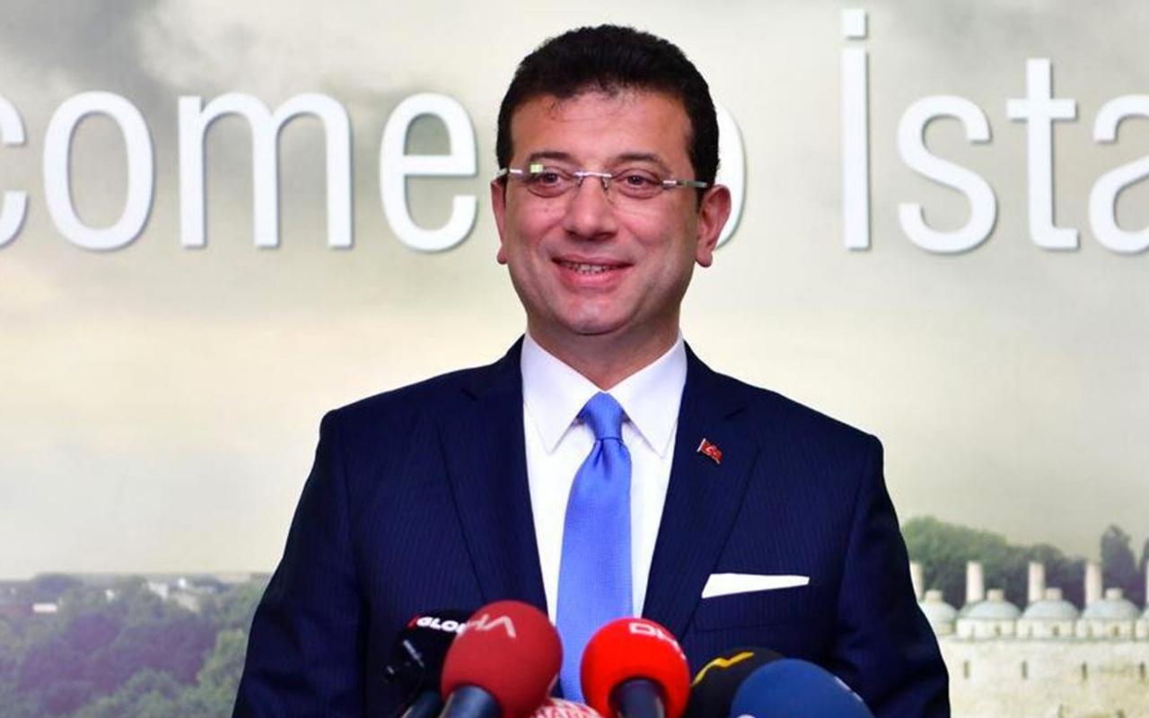 İmamoğlu'ndan şaşırtan açıklama partisini eleştirdi