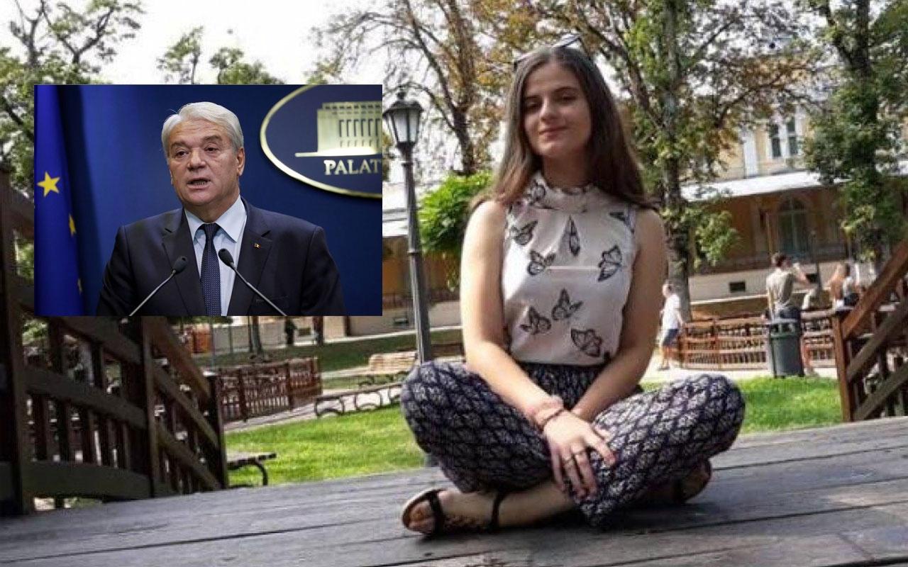 Romanya bu olayı konuşuyor! Kız çocuğu tecavüze uğrayıp öldürüldü bakan istifa etti