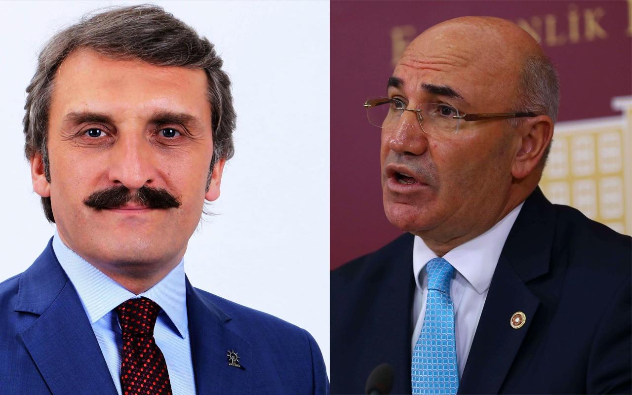 Yeliz sen misin? Mahmut Tanal ile Ahmet Hamdi Çamlı'nın kavgası olay