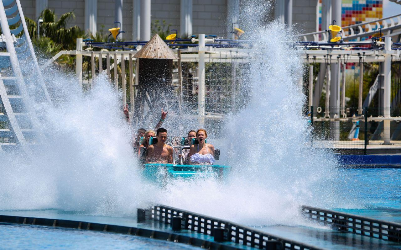 Antalya'ya 7 ayda gelen turist sayısı 8 milyonu geçti
