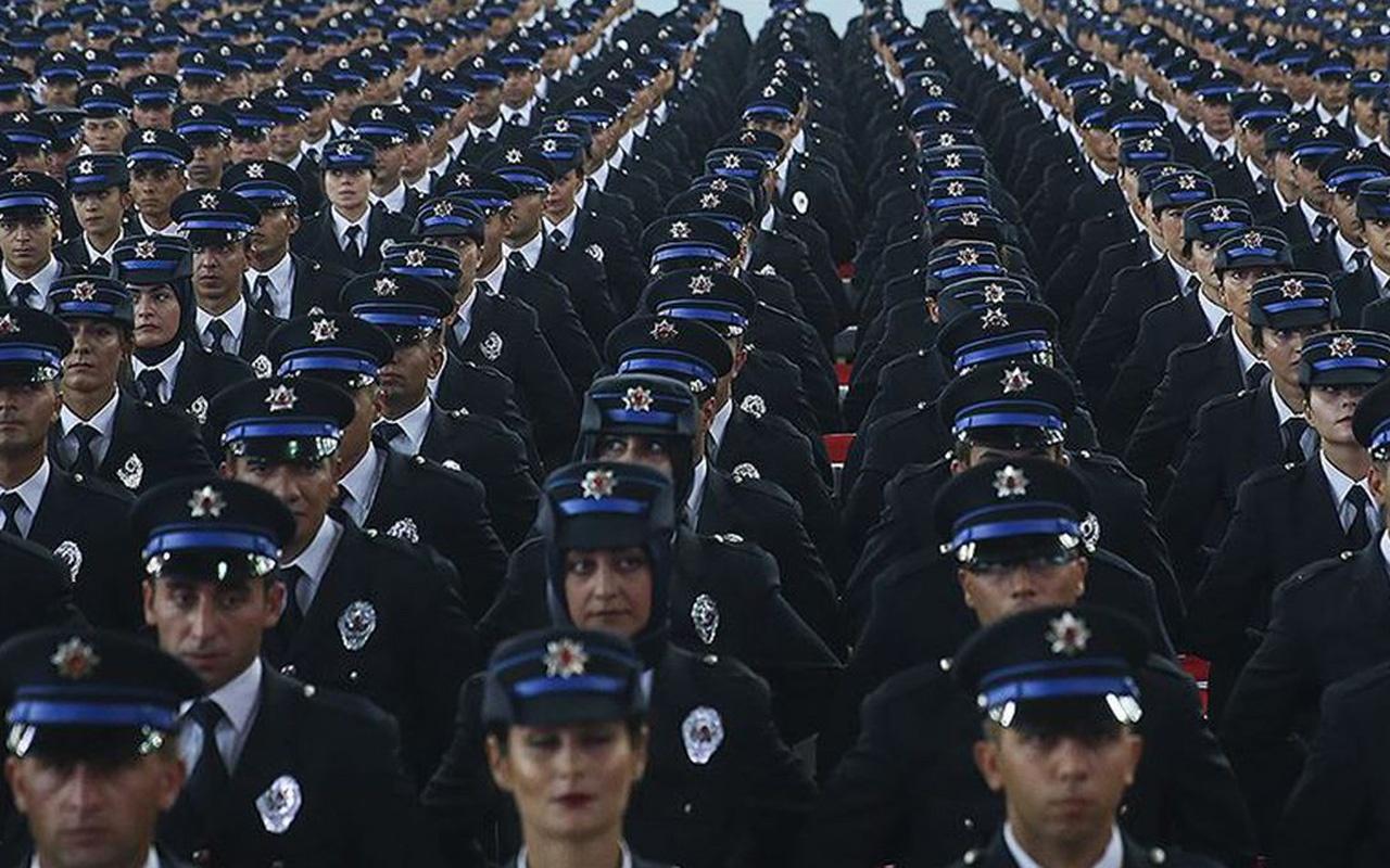 Müjde! PolisMeslek Yüksekokullarına 2 bin 500 polis memuru adayı alınacak
