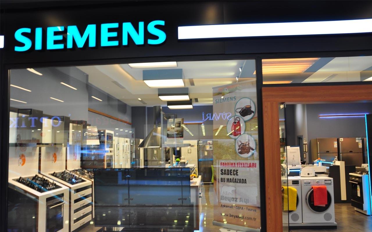 Siemens'in gelirleri  üçüncü çeyrekte yüzde 4.0 arttı