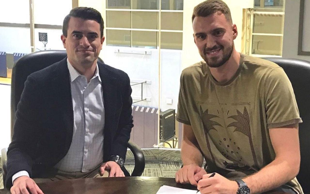 Fenerbahçe Memphis Grizzlies'e transfer olan Guduric'e teşekkür etti