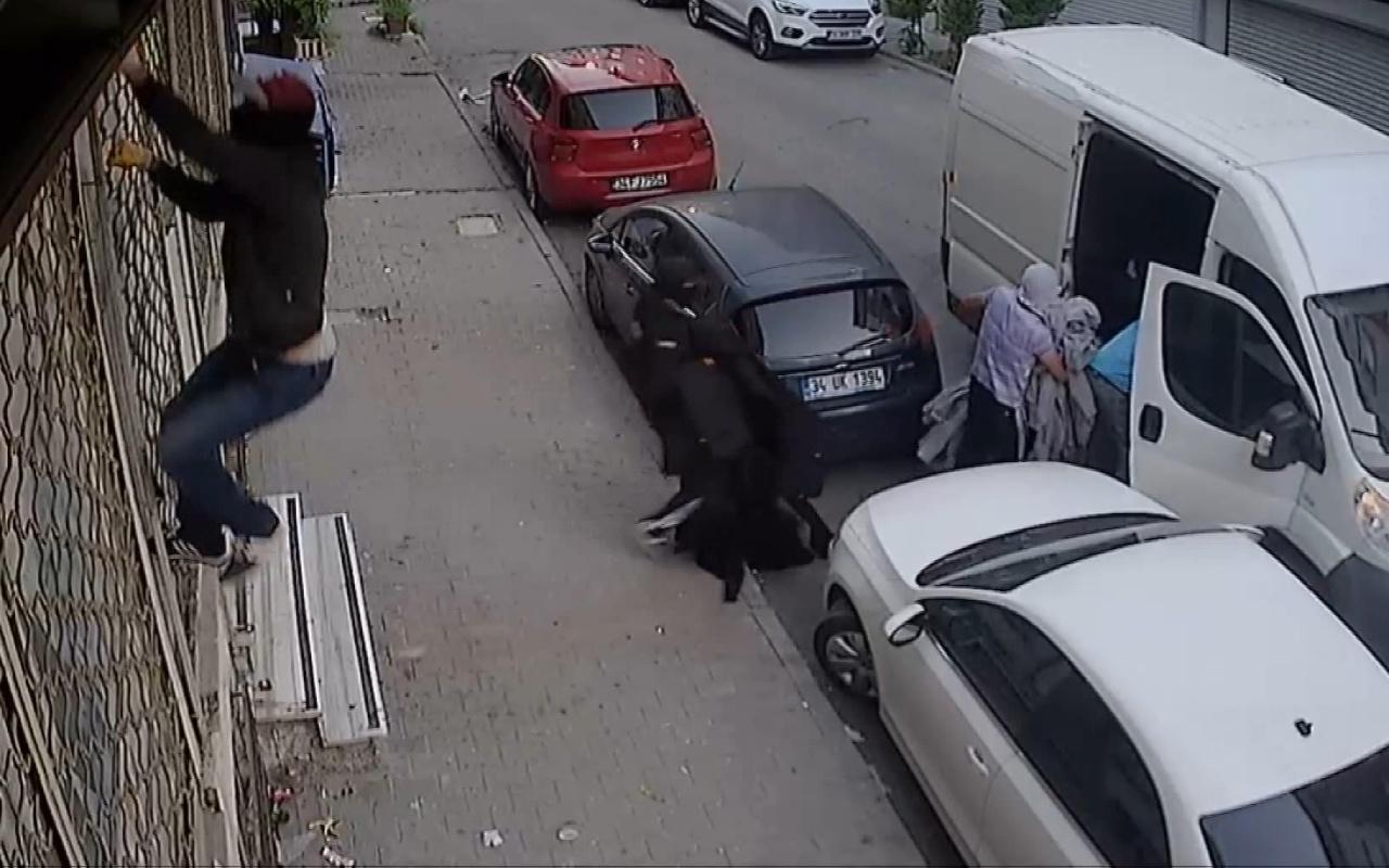 İstanbul Sultangazi'de 5 dakikada 200 bin liralık hırsızlık